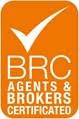 Dairy Kompany receive Agents and Brokers BRC blog image