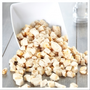New special offer on Frozen 12mm Steam Cooked Diced Chicken blog image
