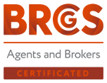 BRC Agents & Brokers Certified logo