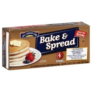 Bake and Spread