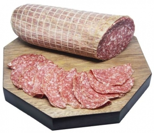 Whole Salami Milano peeled