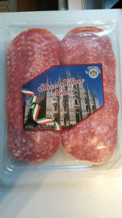 Sliced Salami Milano