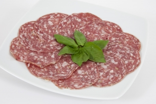Sliced Salami Napoli