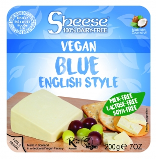 Blue English Sheese