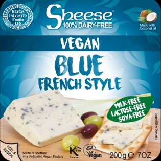 French Blue Sheese