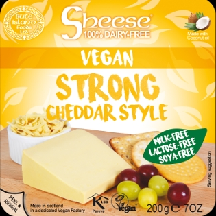 Strong Cheddar Sheese