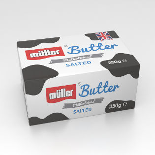 New special offer on Muller Packet Butter Salted blog image