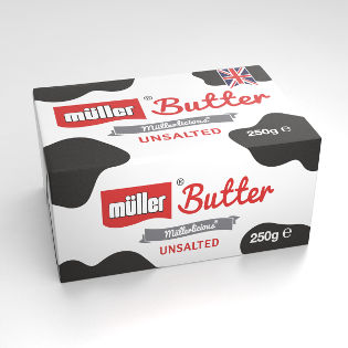 New special offer on Muller Packet Butter Unsalted blog image