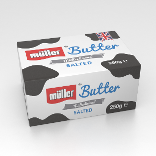 Muller Salted Packet