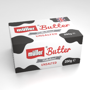 Muller Unsalted  Packet