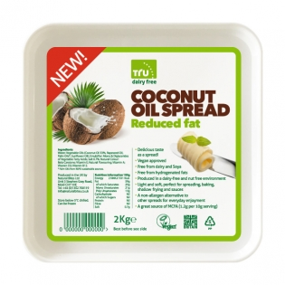 Coconut Oil Spread