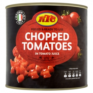 Chopped Tomatoes - Italian
