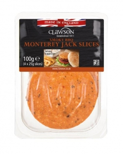 Smoky BBQ Monterey Jack Slices
